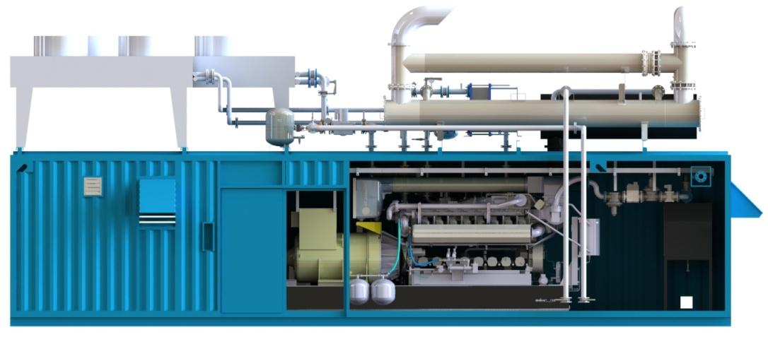 Поставка энергетического оборудования