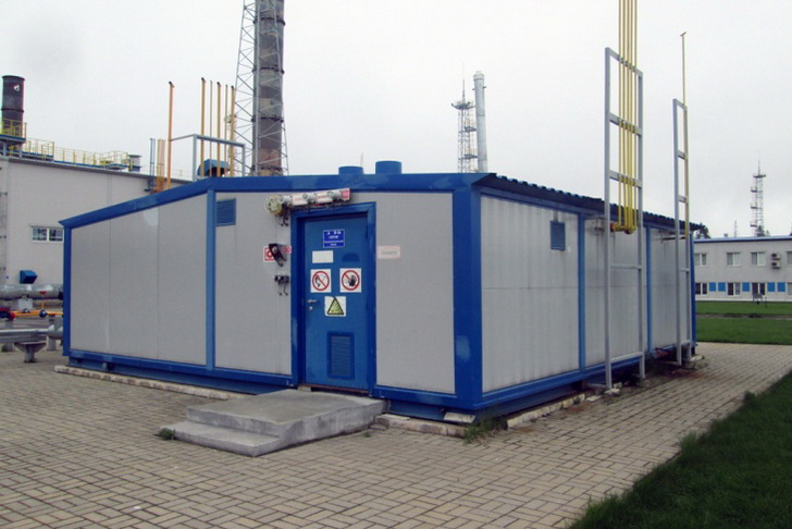 Блоки подготовки газа БПГ