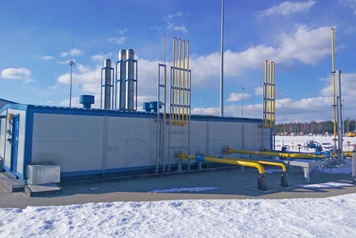Блок подготовки газа БПГ