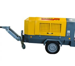 Винтовой дизельный компрессор PA - 100