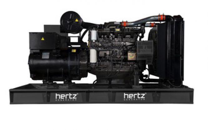 ДИЗЕЛЬ генератор HG 330 DL