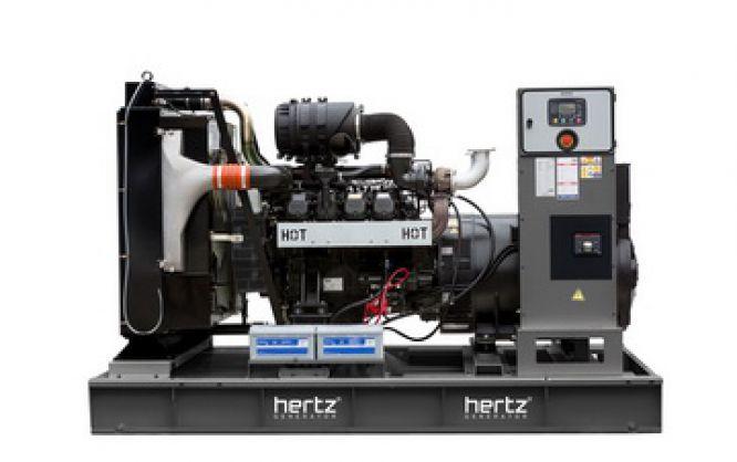 ДИЗЕЛЬ генератор  HG 509 DC