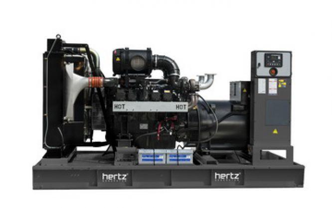 ДИЗЕЛЬ генератор HG 705 DC